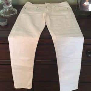 Paige White jeans